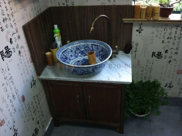 中医洗手池