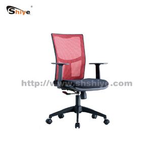 移动网布办公椅