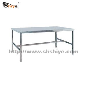 不锈钢单面工作台