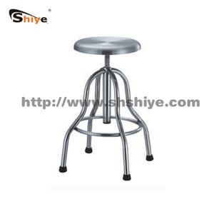不锈钢实验室圆凳