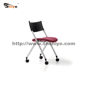 可折叠滑轮休闲椅