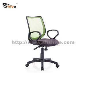 升降皮制座垫办公椅