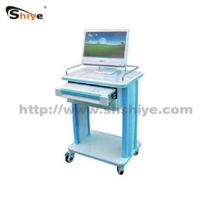 伸缩式移动电脑车(一体机)