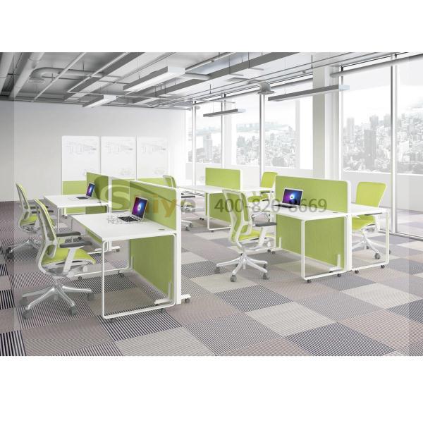 新概念优柔活动办公桌