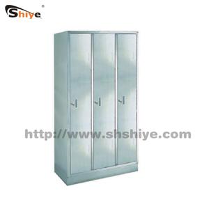 不锈钢三门器械柜