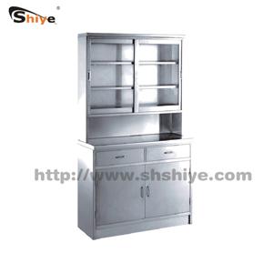 不锈钢上下柜器械柜
