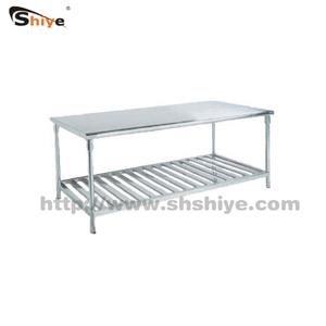 不锈钢双面工作台
