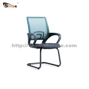 固定式软包办公椅