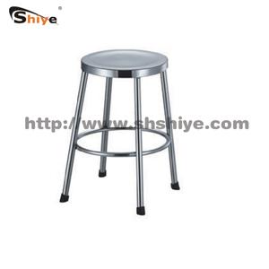不锈钢小圆凳