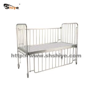 不锈钢儿童病床